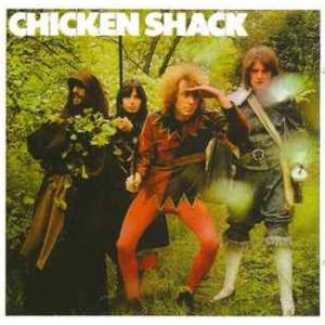 chicken shack: 100 ton chicken