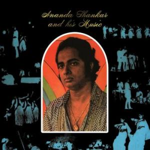 ananda shankar: ananda shankar and his music
