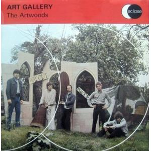 the artwoods: art gallery