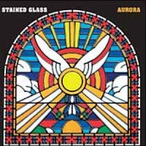 stained glass: aurora