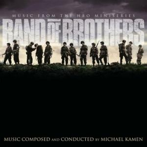 original soundtrack: band of brothers (coloured)
