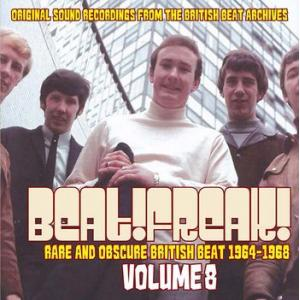 various: beatfreak! rare and obscure british beat vol.8