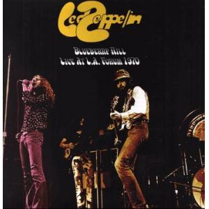 led zeppelin: blueberry hill la forum 1970