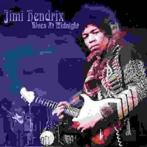 jimi hendrix: blues at midnight