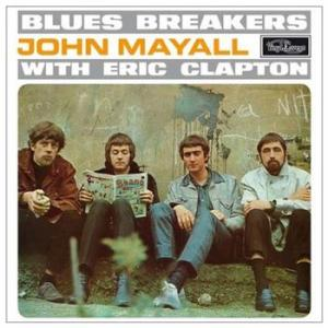 john mayall & the bluesbreakers: bluesbreakers with eric clapton