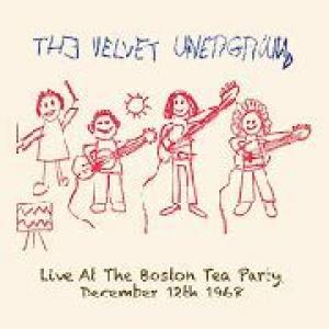 the velvet underground: boston tea party - december 12th 1968