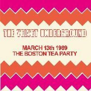 the velvet underground: boston tea party, march13th 1969