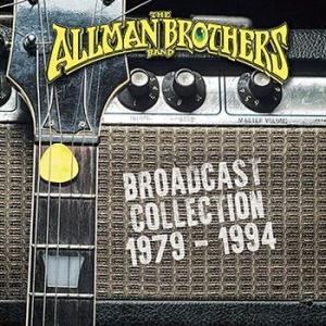 the allman brothers band: broadcast collection 1979-1994
