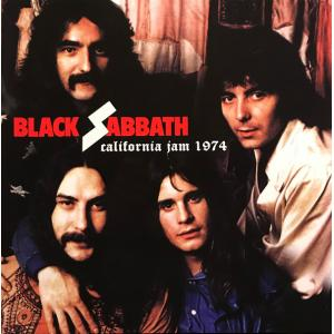 black sabbath: california jam, 1974