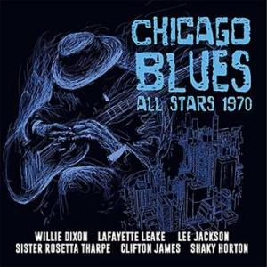 various: chicago blues all stars 1970