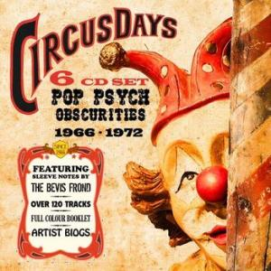 various: circus days volumes 1-6