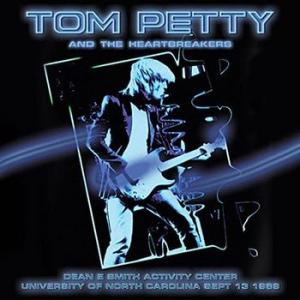 tom petty: dean e smith activity center, university of carolina, september 13 1989