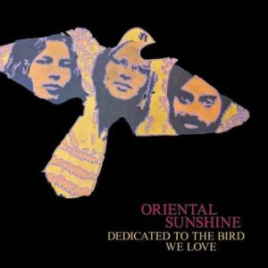 oriental sunshine: dedicated to the bird we love (digi)
