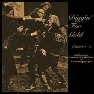 various: diggin' for gold – volumes 1 - 5