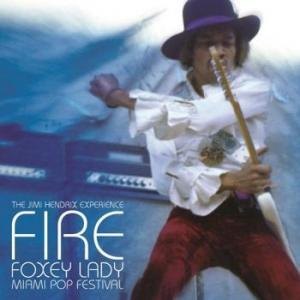 jimi hendrix: fire/foxey lady (black friday 2013 - limited - exclusive)