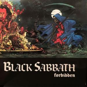 black sabbath: forbidden