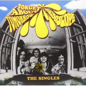 kaleidoscope (uk): forget about tomorrow (the singles)