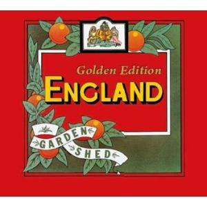 england: garden shed (golden edition)