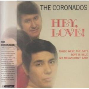 the coronados: hey love!