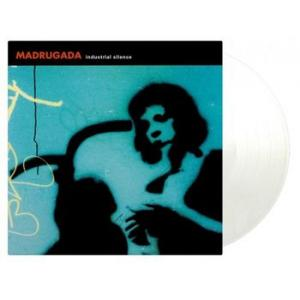 madrugada: industrial silence (20th anniversary edition, white vinyl)