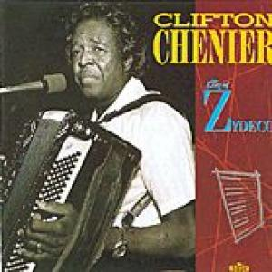 clifton chenier: king of zydeco