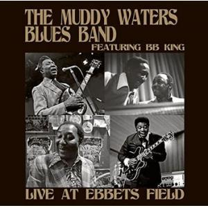 muddy waters blues band: live at ebbets field