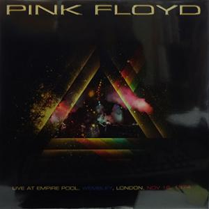 pink floyd: live at empire pool, wembley, london, nov 16, 1974