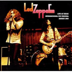 led zeppelin: live at texas international pop festival, august 1969