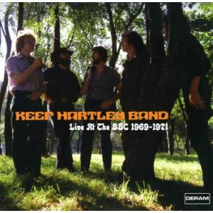 keef hartley: live at the bbc 1969 - 1971