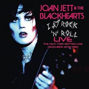 joan jett & the blackhearts: live at the bottom line december 20th 1980