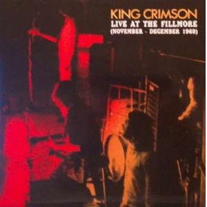 king crimson: live at the fillmore 1969