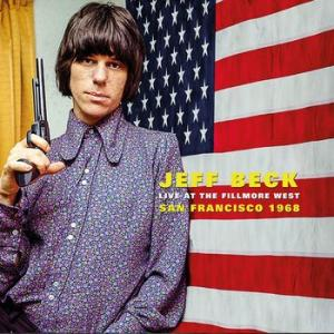 jeff beck: live at the fillmore west, san francisco 1968