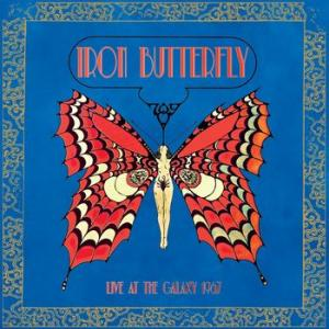 iron butterfly: live at the galaxy la july 1967