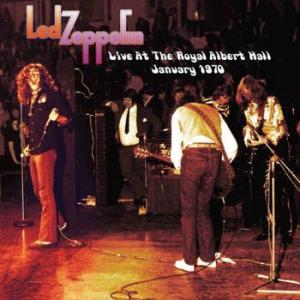 led zeppelin: live at the royal albert hall, january 1970