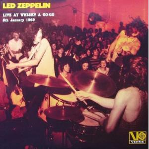 led zeppelin: live at whisky a go-go 5th january 1969