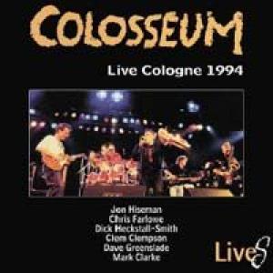 colosseum live cologne 1994 cd lpcdreissues. Black Bedroom Furniture Sets. Home Design Ideas