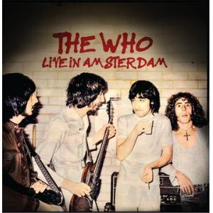 the who: live in amsterdam