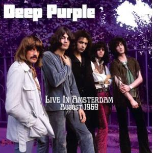 deep purple: live in amsterdam, august 1969