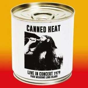 canned heat: live in concert 1979 parr meadows long island