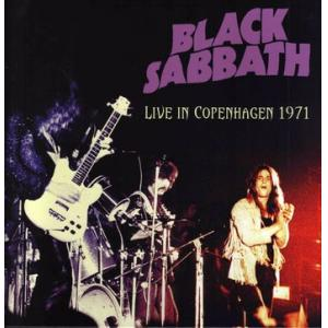 black sabbath: live in copenhagen, april 1971