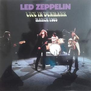led zeppelin: live in denmark, march 1969