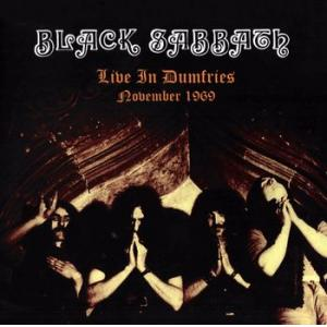 black sabbath: live in dumfries, november 1969