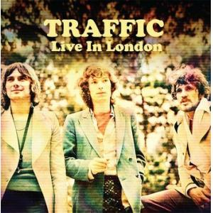 traffic: live in london 1970