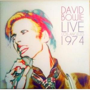 david bowie: live in los angeles 1974