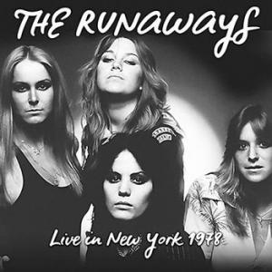 the runaways: live in new york 1978