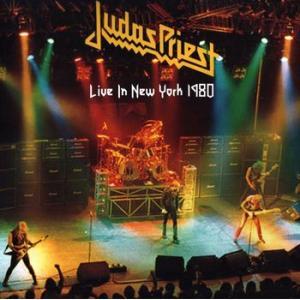 Judas Priest Live In New York 1980 Lp Lpcdreissues