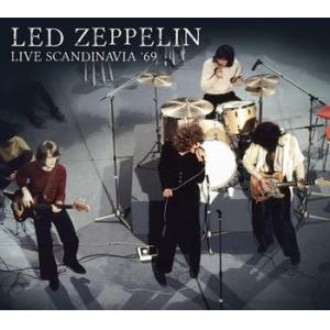 led zeppelin: live in scandinavia '69