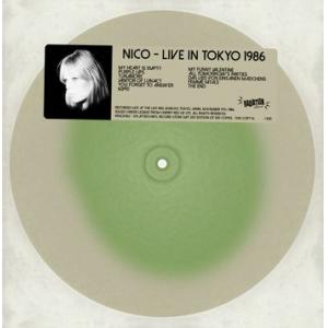 nico: live in tokyo 1986 (record store day 2017 exclusive - limited)