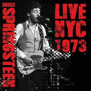 bruce springsteen: live nyc 1973
