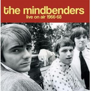 the mindbenders: live on air 1966-68